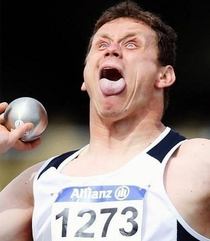 Pic #5 - A collection of shot-put faces