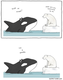 Pic #5 - Animal encounters guaranteed to cheer you up By Liz Climo