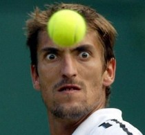Pic #5 - Collection of tennis faces