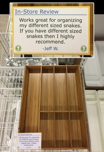 Pic #5 - In-Store Ikea Reviews