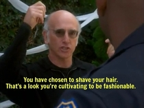 Pic #5 - Larry David knows how to write the rules