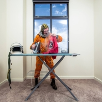 Pic #5 - My photographer friend bought a cosmonaut suit in a space auctionHilarity ensued