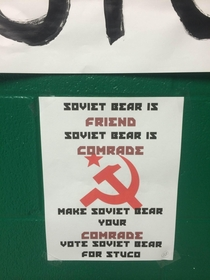 Pic #5 - Soviet Bear has struck again with a new wave of propaganda