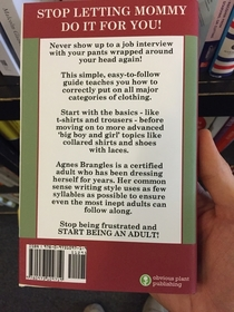 Pic #6 - I made some fake self-help books and left them at a local bookstore