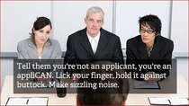 Pic #6 - Job Interview Tips