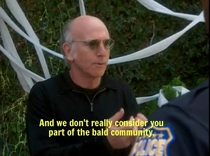 Pic #6 - Larry David knows how to write the rules
