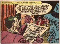 Pic #6 - Out of context comic panels x-post from rcomicbooks