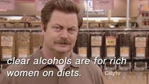 Pic #6 - Ron Swanson Speaker of Truths