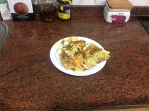 Pic #6 - So I tried to make the top dish right now in rfood Hash Brown Wrapped Eggs It didnt quite hit the mark