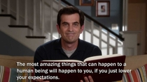 Pic #6 - The entire Phils-osophy collection - By Phil Dunphy