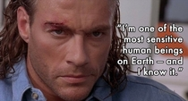 Pic #6 - Things Jean-Claude van Damme said