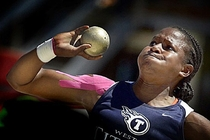 Pic #7 - A collection of shot-put faces
