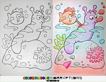 Pic #7 - Coloring book corruptions Part