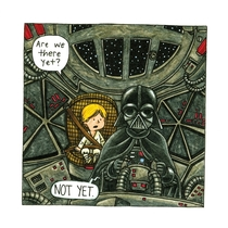 Pic #7 - Darth Vader and Son