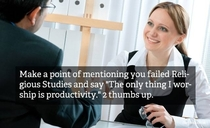 Pic #7 - Top Interview Tips