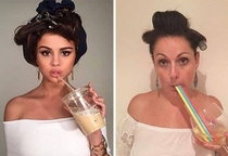 Pic #7 - Woman normalises celebrity instagrams