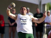 Pic #8 - A collection of shot-put faces