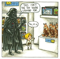 Pic #8 - Darth Vader and Son