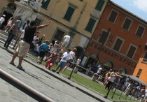 Pic #8 - I took a bunch of out of context photos while I was by the Leaning Tower of Pisa Italy