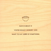 Pic #8 - Minimalist Mitch Hedberg Wood Etchings