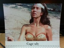 Pic #8 - My coworkers werent sure how to react to my custom-made  calendar