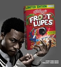 Pic #8 - Oh rappers and their cereal endorsments