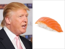 Pic #8 - Things Donald Trump looks like