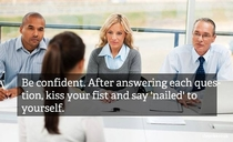 Pic #8 - Top Interview Tips