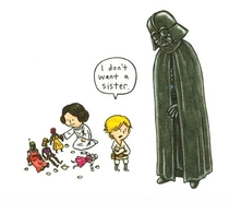 Pic #9 - Darth Vader and Son