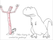 Pic #9 - If youre ever feeling sad just be grateful you arent a T-Rex