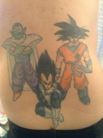 Pic #9 - Ill see your Dragonball Z virgin armor t-shirt and raise you Me