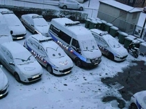 Pixar Presents Police Cars