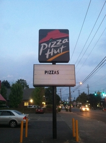 Pizza Hut has what now