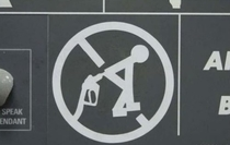 Please do not sodomize yourself with the gas pump