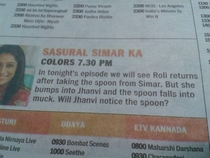 Plotline from an Indian Soap Opera x-post rIndia