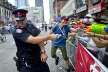 Police brutality in Canada