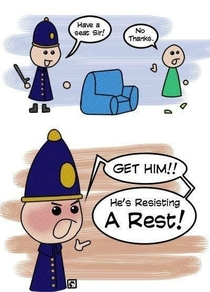 Police officers now a days