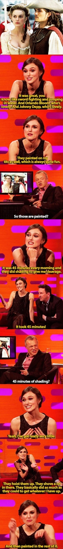 Poor Keira Knightley