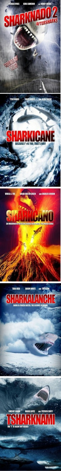 Possible sequels to Sharknado