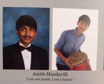 Possibly one of the best Senior quotes