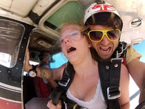 Possibly the best picture I got from skydiving last week