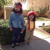 Possibly the greatest Halloween costumes Ive ever seen