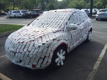Pranked my friend while he was at work