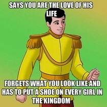 Prince Charming isnt all hes cracked up to be