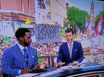 Priorities at College GameDay
