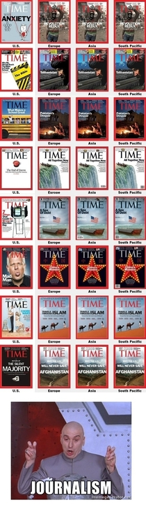 propably the only TIME americans will see these covers