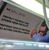 Protect from the flute