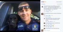 QLD Police at it again