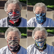 Quarantine fun with Mom Only masks available on-line