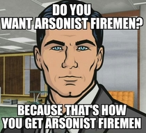 Radio DJ saying firemen shouldnt be paid unless they are actively fighting a fire even if they are at the station